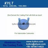 주문을 받아서 만들어진 알루미늄 아연 또는 Zamak 금속 합금은 주물 부속을 정지한다