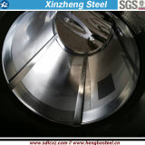 bobina de aço galvanizada laminada 0.15-0.8mm para o material de construção