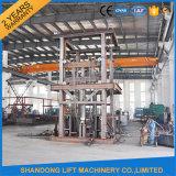 Lift Tabllesの縦のHydraulic Hydraulic Cargo Lift