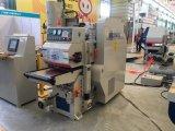 Máquina de aplanamento do Woodworking para o lado dobro