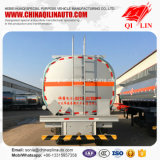 Factory Price Lubricating Oil Tanker Trailer with 3 Compartments