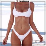 Kundenspezifische Badeanzug-Großhandelsfrauen plus Größen-Bikini