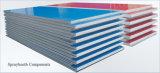 Precio caliente de la cabina de aerosol del coche del compartimiento de la pintura de la venta para la reparación del coche