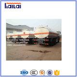 Beiben del tanque de combustible del depósito de combustible del camión Ng80 6x4 Camión Cisterna de Combustible