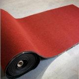 Tapete de tapete de entrada de PVC, tapete exterior