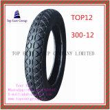 300-12 Nylonmotorrad-Reifen des Qualitäts-langer Leben-6pr