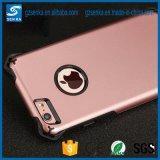 Caja a prueba de choques híbrida del teléfono móvil del defensor para Samsung S7