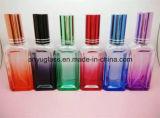 Pulverizador de perfume de vidrio colorido