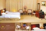 Chambre d'hôtel le mobilier en bois (chambre standard)