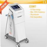 BS-SWT6000 el equipo de terapia de ondas de choque de fisioterapia