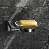 Quadratische Unterseiten-Badezimmer-Zubehör-Set-Edelstahl-Badezimmer-Zusatzgeräten-Bad