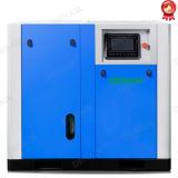 12 bares de tornillo rotativo Oil-Free accionados por motor eléctrico compresor de aire