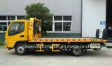6 de Vrachtwagen 3t Wrecker van de Verwijdering van het Blok van de Weg van het wiel JAC