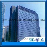 建物ガラスのための高品質によって和らげられる曲げられた薄板にされたガラス