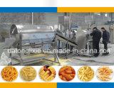 Industrieller Mais stieß erweiterter Imbiss-Nahrungsmittelextruder luft