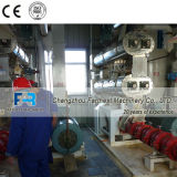 Jiangsu Changzhou flotando los peces se alimentan de la máquina de formulación de pellet