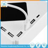 Portátil de viaje de 6 puertos USB 5V/8un teléfono móvil con cargador de 1,5m