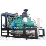 Cummins NT855 de GNL de GNC gas metano 160KW motor generador de grupo electrógeno