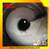 Micro tubulação do túnel que levanta a máquina