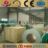 Acabado Ba 405 bobinas de acero inoxidable con recubrimiento de PVC