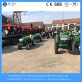 55HP 4WDのディーゼル機関のKubotaのタイプが付いている農業の農場トラクター