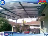 Prefab стальные автопарк/сень для здания (FLM-C-018)