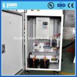 Wassererkühlung-Spindel-Stein-Glasmarmorentwurf CNC-Ausschnitt-Gravierfräsmaschine