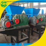Verwendeter Gummireifen-Reißwolf/städtischer Feststoff/Plastik/Metall/Holz/Radialgummigummireifen-Zerkleinerungsmaschine