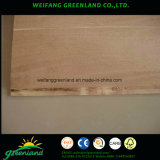 12mm Grooved Plywood with Okume Film, Phenolic Glue for Outdoor Usage