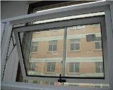 Ventana que aterroriza de aluminio de la alta calidad con las persianas de rodillo internas/lumbrera