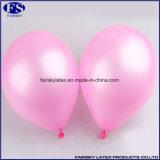 9インチ円形党気球の乳液の気球