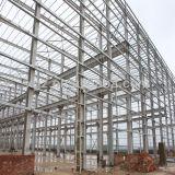 サンドイッチパネルの鉄骨構造の建物は倉庫機械製造業者を製造する