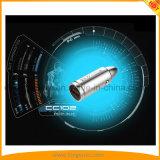 Заряжатель автомобиля конструкции QC3.0 формы пули быстро