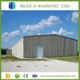 Diseño de acero de la construcción de la estructura de acero de la luz prefabricada del almacén