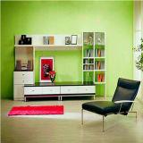 Divanyイタリアの現代様式の木製の飾り戸棚TVのキャビネット