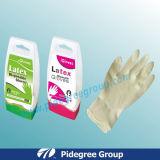 Хирургические перчатки из латекса с 4.5g (комплект)