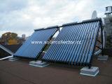 Sistema de tubulação de calor aquecedor solar de água