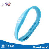 Silikon Identifikation-ArmbandRFID Wristband/Markewasserdichter Wristband des Armband-NFC