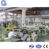 Galvanized frío/Caliente-rodado Steel Rotary Shear Cut a Length Line