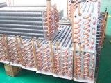 Flosse-Gefäß-Typ industrieller Luft Conditioining Geräten-Flosse-Ring