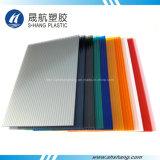 反紫外線対の壁の建物の屋根のためのプラスチックポリカーボネートシート