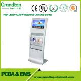 Терминал самообслуживания с сенсорным экраном киоск/ билет автомат киоск