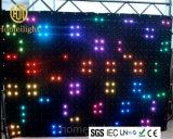 Занавес 3*4 RGB СИД видео- с CE