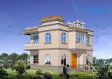 Villa prefabbricata dei 2 piani una bella da vendere