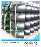 90 Deg Lrの管付属品ASTM A234wpbの鋼鉄肘