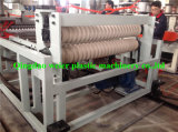 1130mm PVC Single Layer Wave Roof Sheet Machine