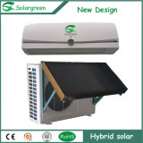 Condicionador de ar solar híbrido fixado na parede rachado do mais baixo preço, C.A. solar