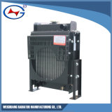 D320A: radiador de aluminio para grupo electrógeno diesel