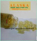 Huile de poisson Softgel Alaska 18/12 de mer profonde d'oméga-3 avec le GMP