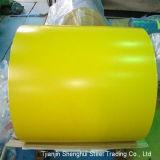 Überzogene Oberfläche mit vorgestrichenem galvanisiertem Farben-Ring u. PPGI